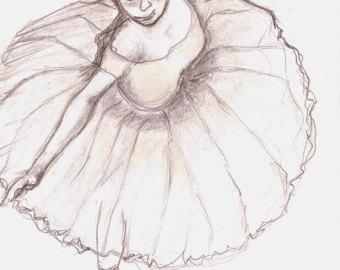 340x270 Edgar Degas Drawings