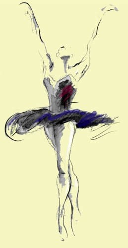 258x500 3 Factors To Consider Before Enrolling In Class Dancer Drawing