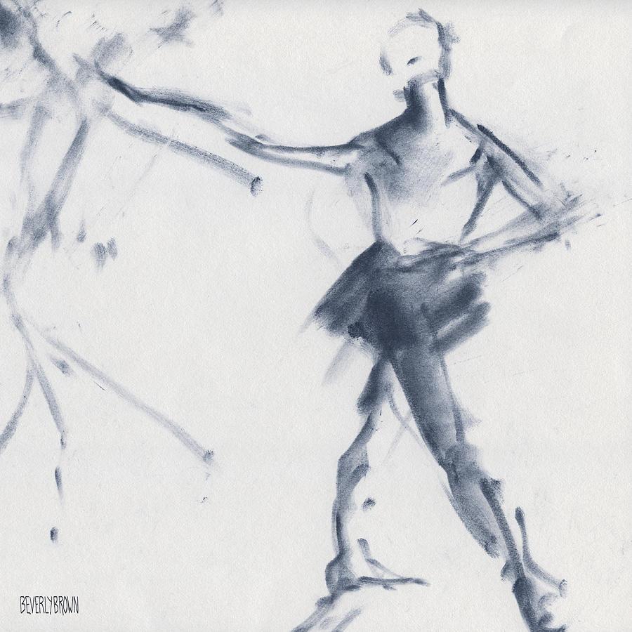 900x900 Abstract Ballerina Drawings Fine Art America