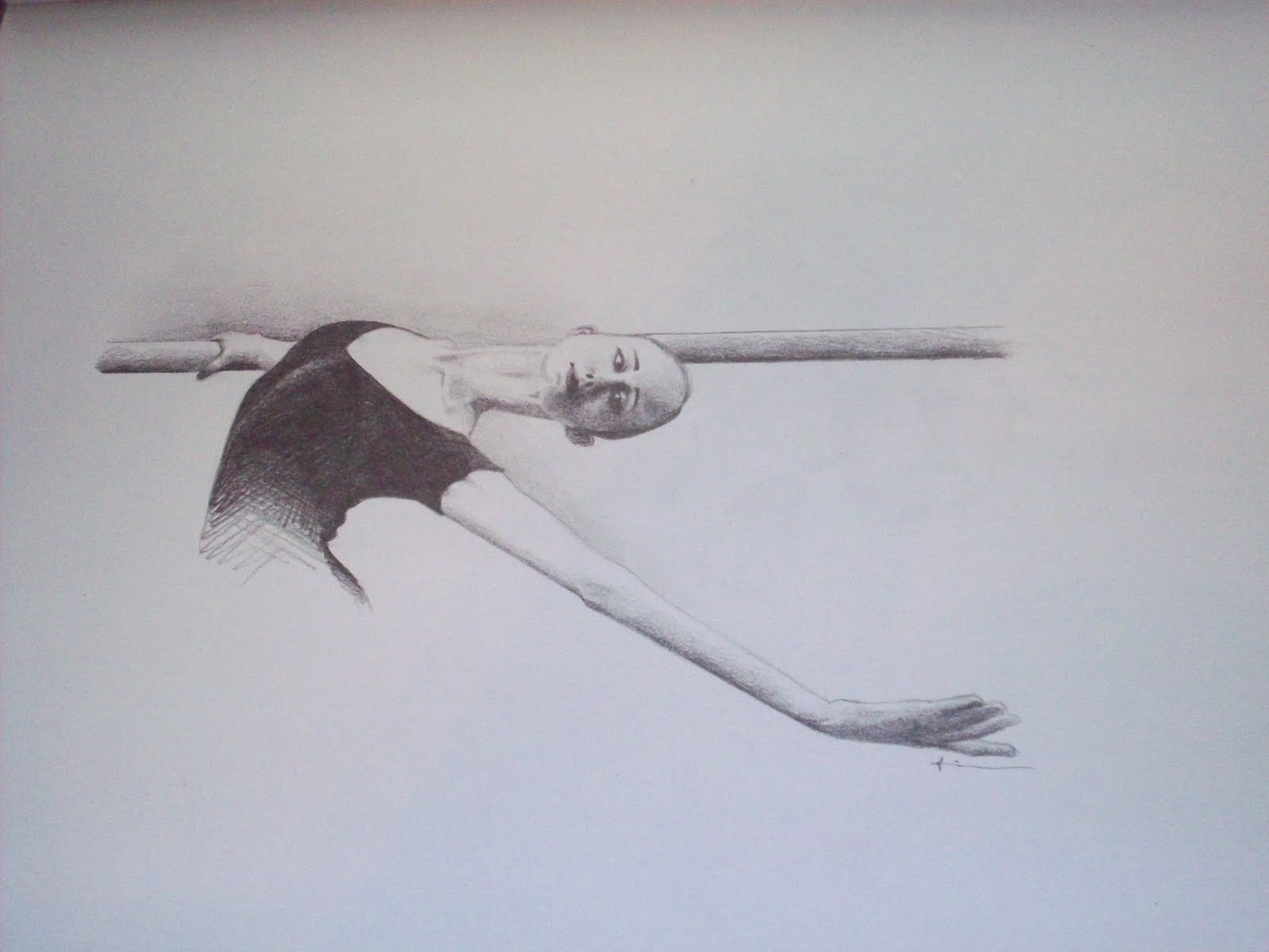 1600x1200 Four Bad Apples Ballet Drawings