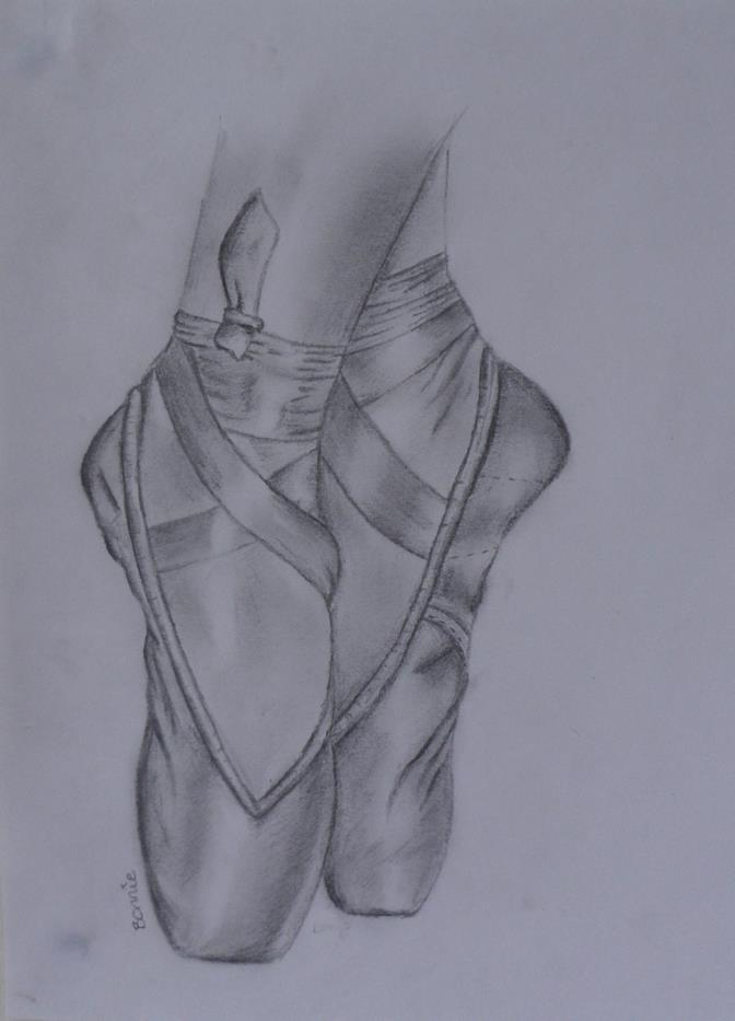 672x933 Ballet Shoe Life Of Bonnie