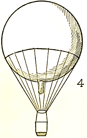 284x449 Hot Air Balloon Drawing How To Draw Hot Air Balloons With Easy