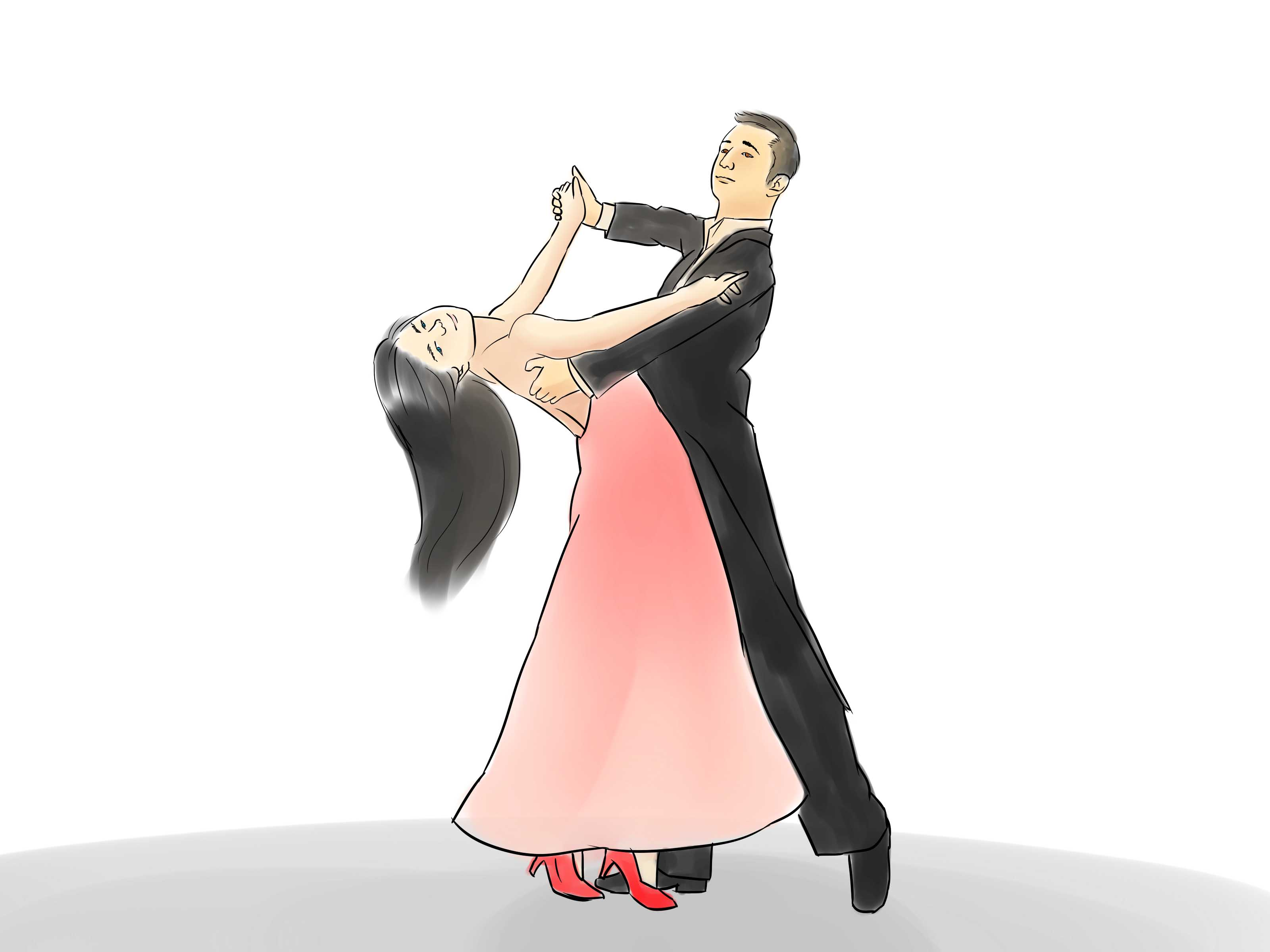 3200x2400 How To Ballroom Dance 10 Steps (With Pictures)