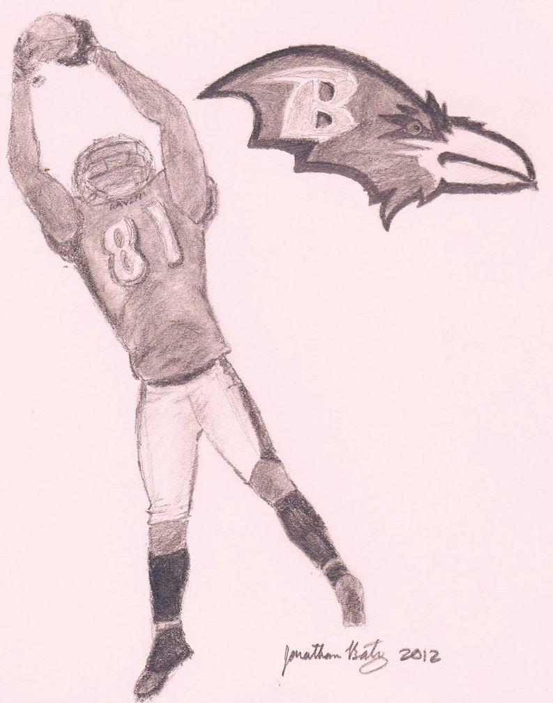 793x1007 Anquan Boldin Baltimore Ravens By Pinoy4dewin