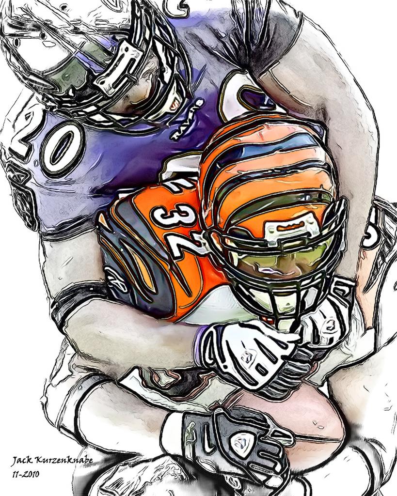 819x1024 Baltimore Ravens Ed Reed