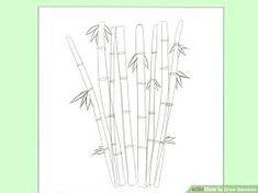 235x176 Bamboo Pencil Drawing