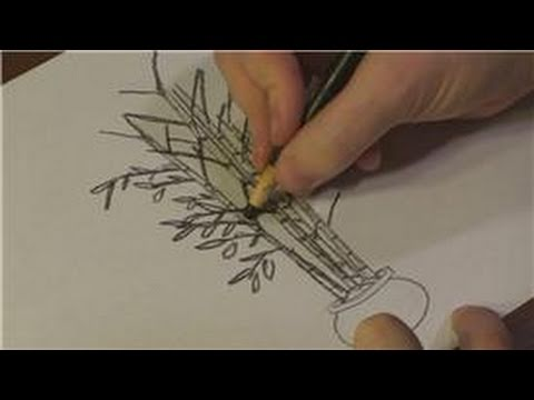 480x360 Nature Drawings How To Draw Bamboo Trees