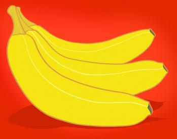 349x275 How To Draw How To Draw Bananas