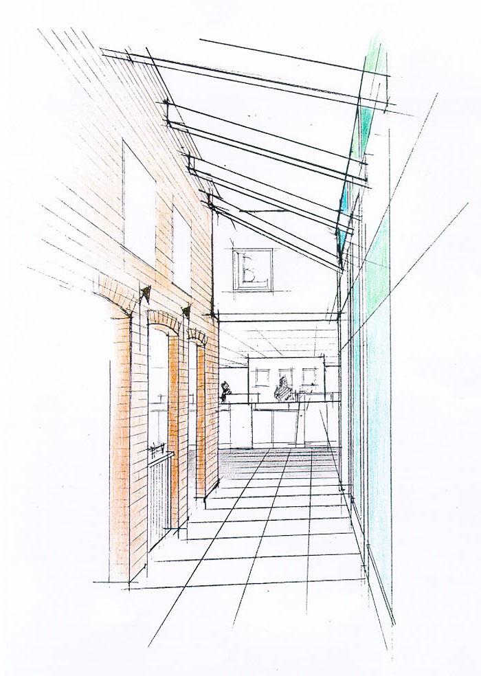 700x984 Bank Of Lancaster County (Now Pnc Bank) Hammel Associates Architects