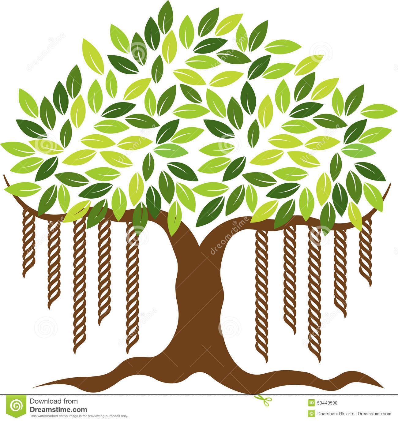 Banyan Tree Drawing at GetDrawings.com   Free for personal use ...