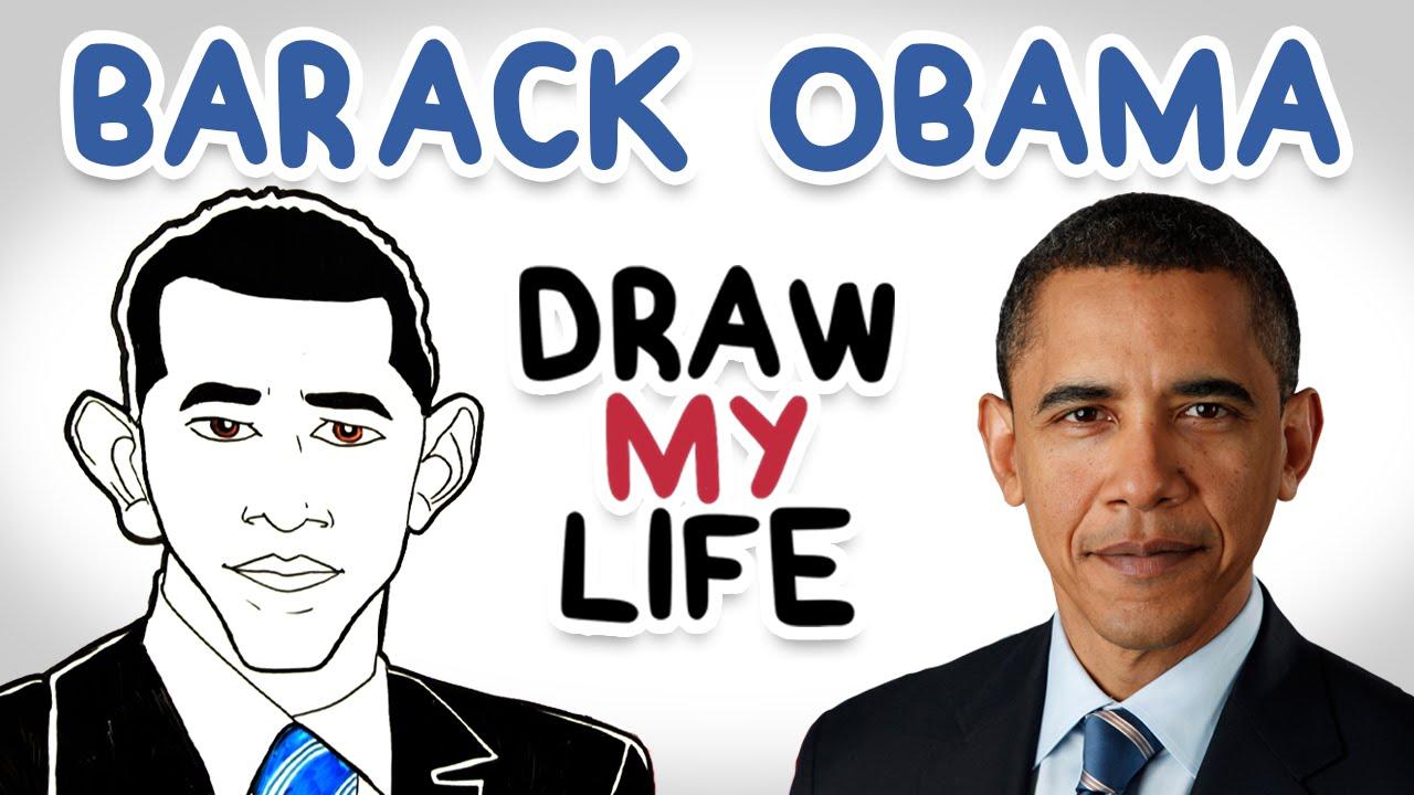 Vistoso Colorear Presidente Obama Colección - Dibujos Para Colorear ...