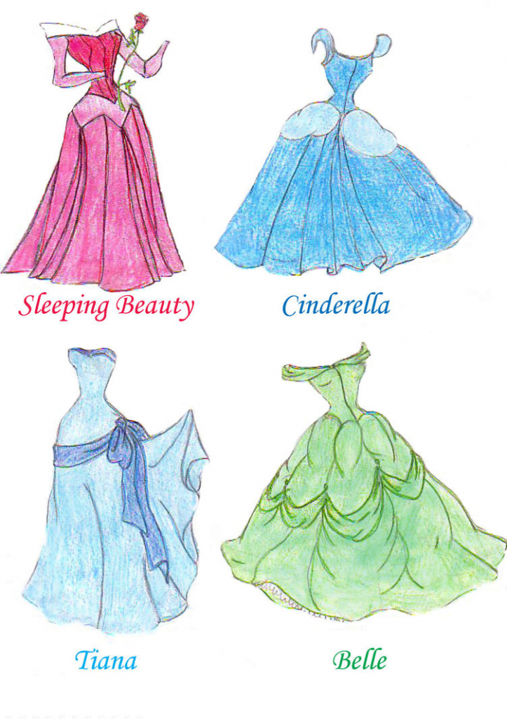 723x1024 Barbie Princess Dress Drawing Dress Sketches Anime Girl Dress And