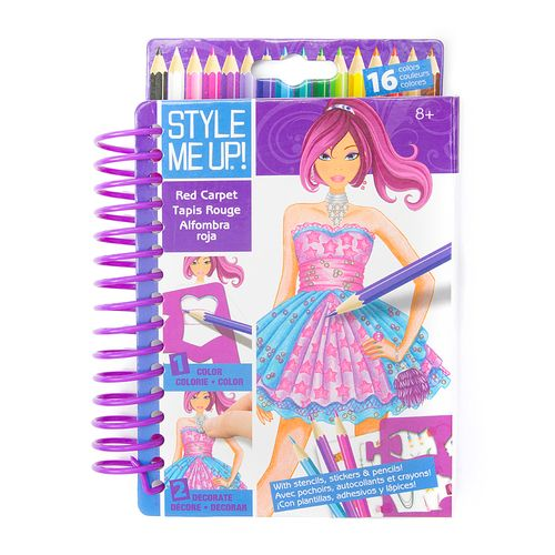 500x500 Gallery Barbie Sketch Books,