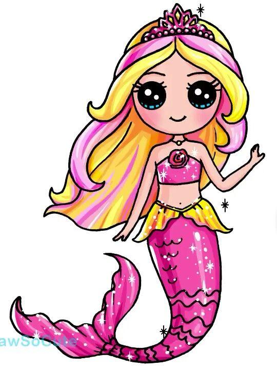 540x720 Barbie Mermaid Easy Things To Mermaid
