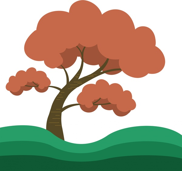 600x565 Bare Tree Drawing Free Vector Download (93,368 Free Vector)