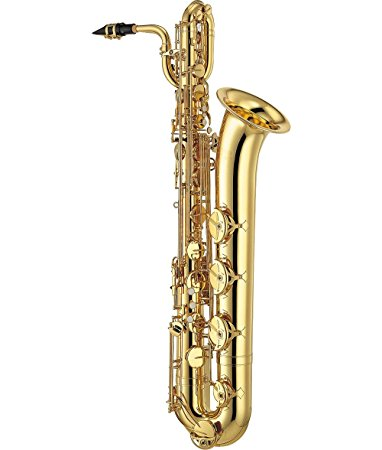 382x450 Yamaha Ybs 52 Intermediate Baritone Saxophone Musical