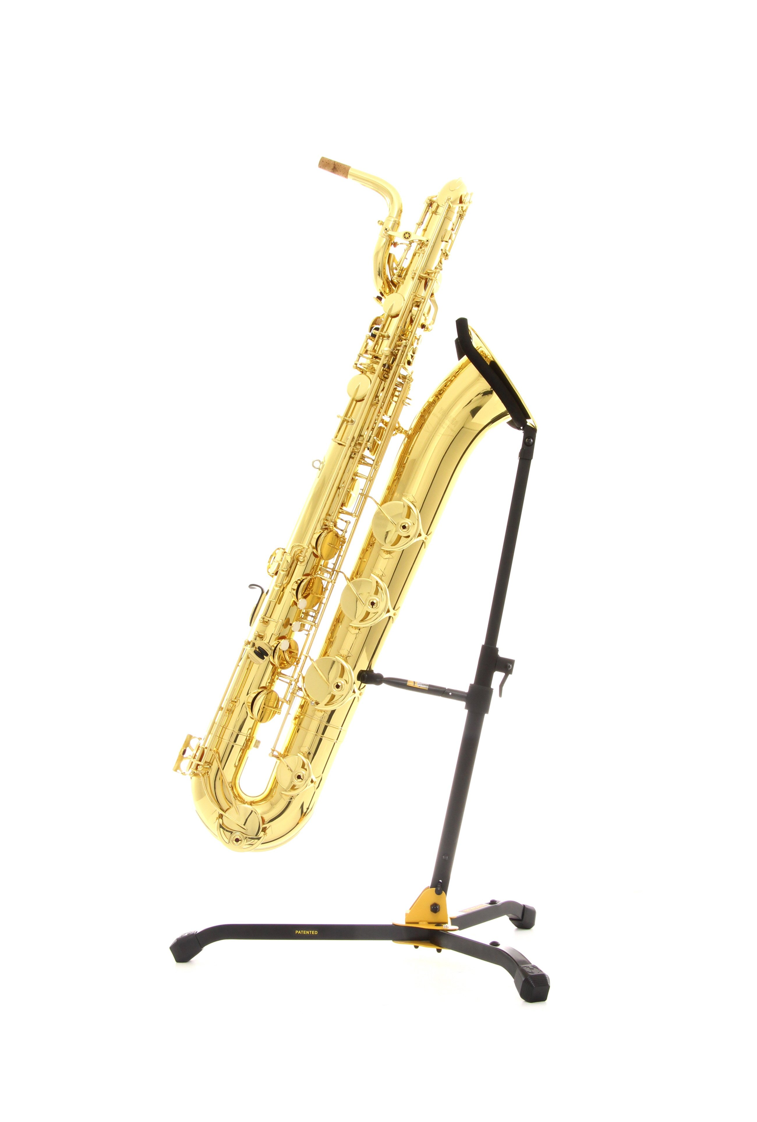 2600x3852 Yamaha Ybs 52 Intermediate E Flat Baritone Saxophone Chuck