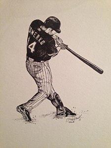 225x300 Baseball Ball Drawings