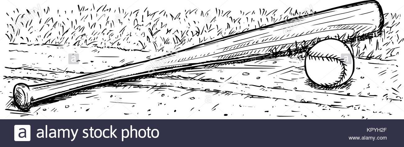 1300x472 Baseball Bat Black And White Stock Photos Amp Images