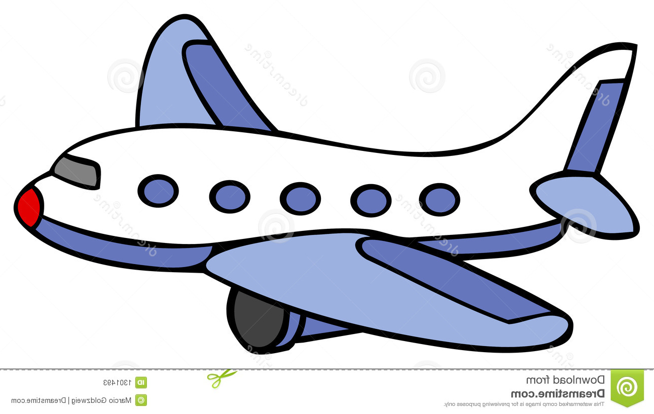 Basic Airplane Drawing At Free For