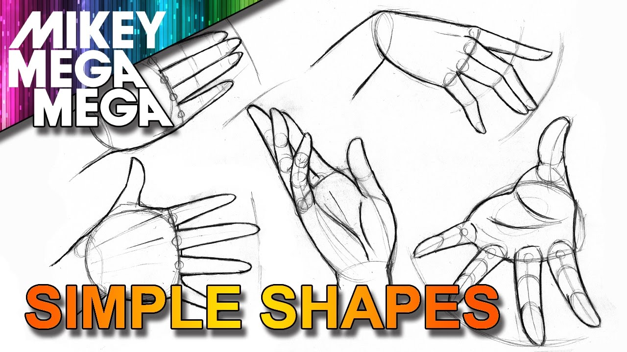 1280x720 How To Draw Hands