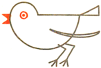 350x237 Drawing A Bird Robin With Simple Shapes For Preschoolers