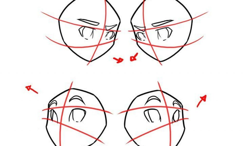 1024x600 Basic Drawing Anime Best Anime Drawing Tutorials Ideas