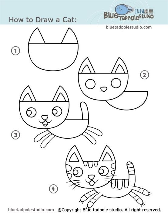 554x717 Basic Drawing Cartoons A Doodle, Doodle, Doodle