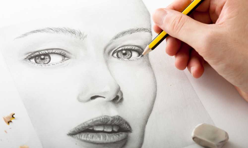 1000x600 Black And White Basic Drawing Drawing Is Awesome