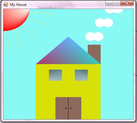 445x399 My House A Basic Opengl Geometric Shady El Yaski Blog