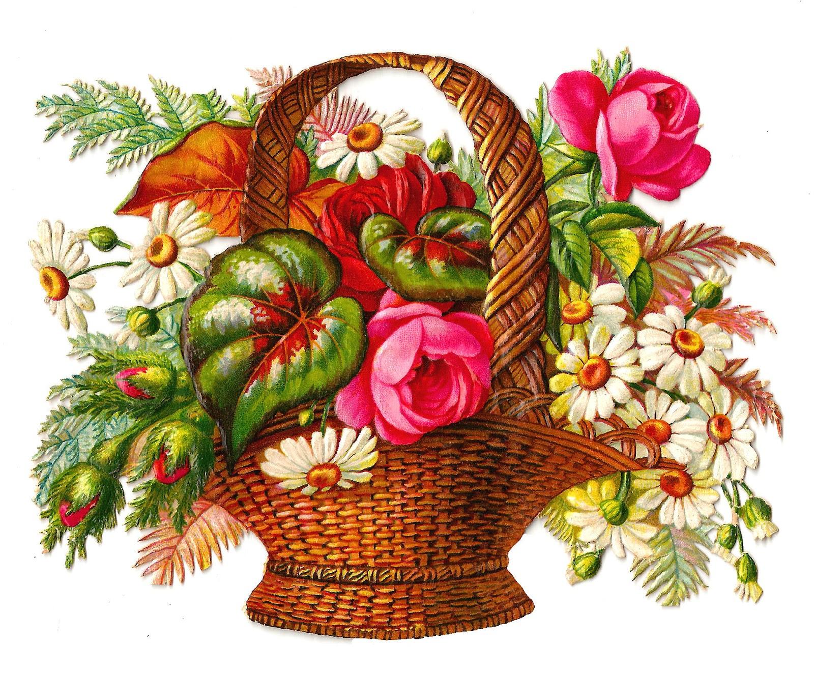 1600x1329 Flower Basket Images Drawing Drawings Flower Basket Pencil