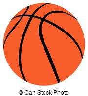 180x195 Isolated Basketball Ball On Fire, Vector Illustration Vectors