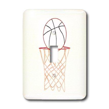 428x428 3drose Llc Lsp 20912 1 Basketball Hoop Net Outline Art Drawing