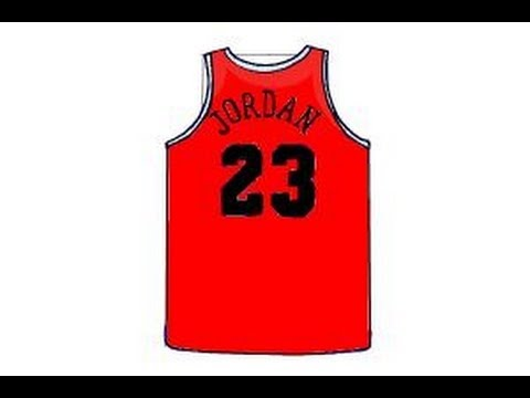 480x360 How To Draw A Jersey