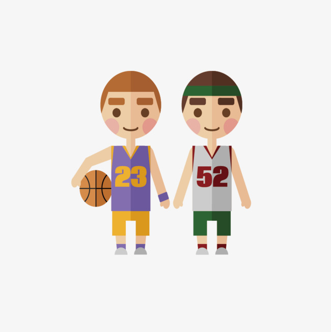 650x651 Simple Vector Drawing Basketball Players, Draw, Simple, Basketball
