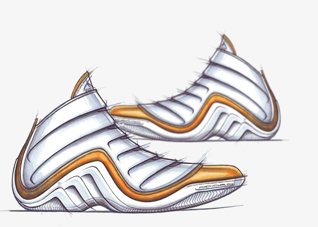 650x463 Yellow Striped Basketball Shoes, Shoe, Yellow, Stripe Png And Psd