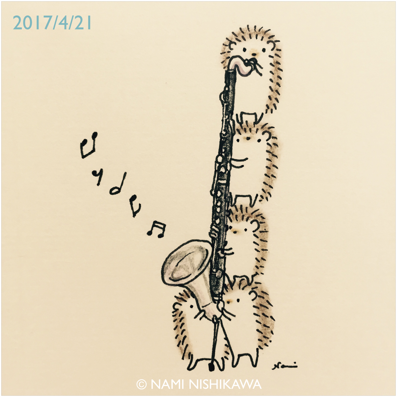 1280x1280 1153 Bass Clarinet Naminishikawa