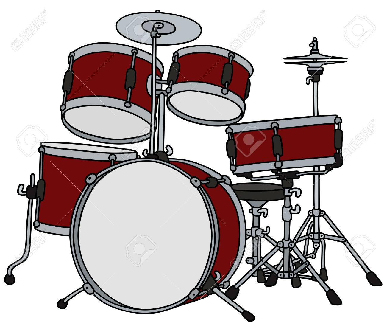 Bass Drum Drawing at GetDrawings.com | Free for personal use Bass ...