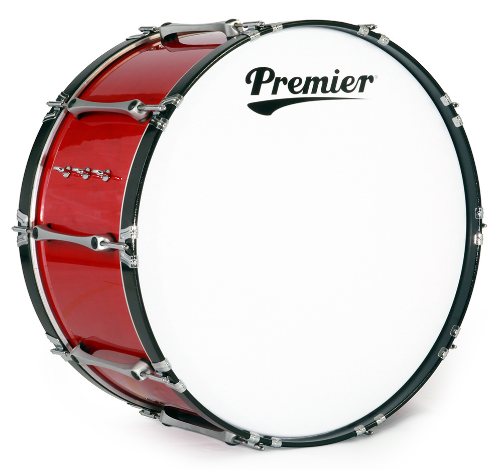 1000x936 Pipe Band Bass Drum