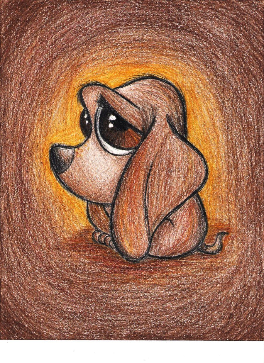 900x1238 Basset Hound Puppies Drawing Basset Hound By Peixe96 Birthday