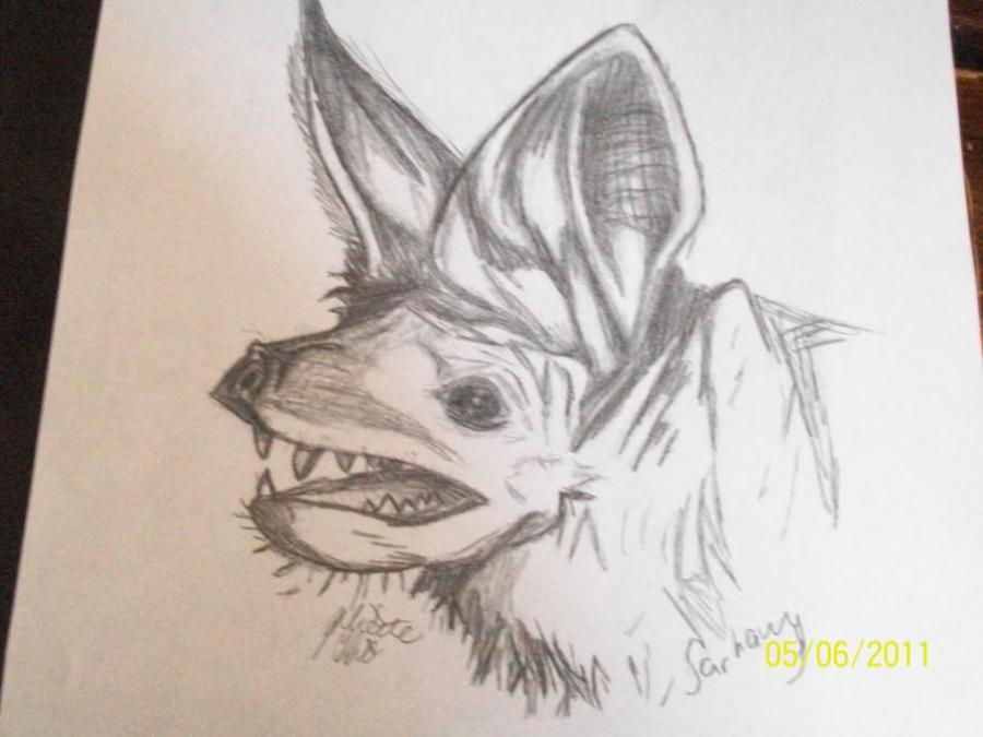 900x675 My Bat Drawing. Animals. Drawings. Pictures. Drawings Ideas