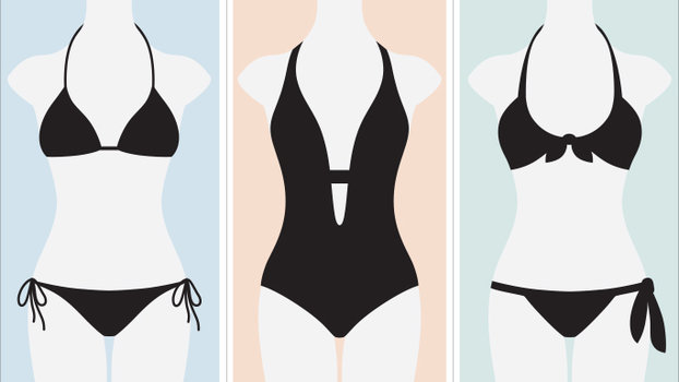 622x350 How To Find The Best Swimsuit For Your Body Type