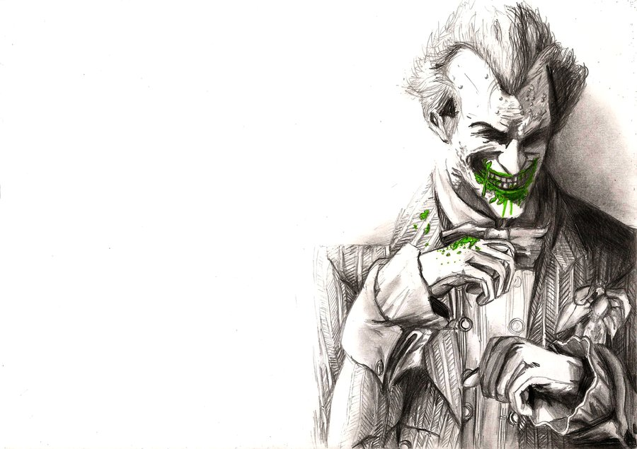 awesome batman drawings - Romeo.landinez.co