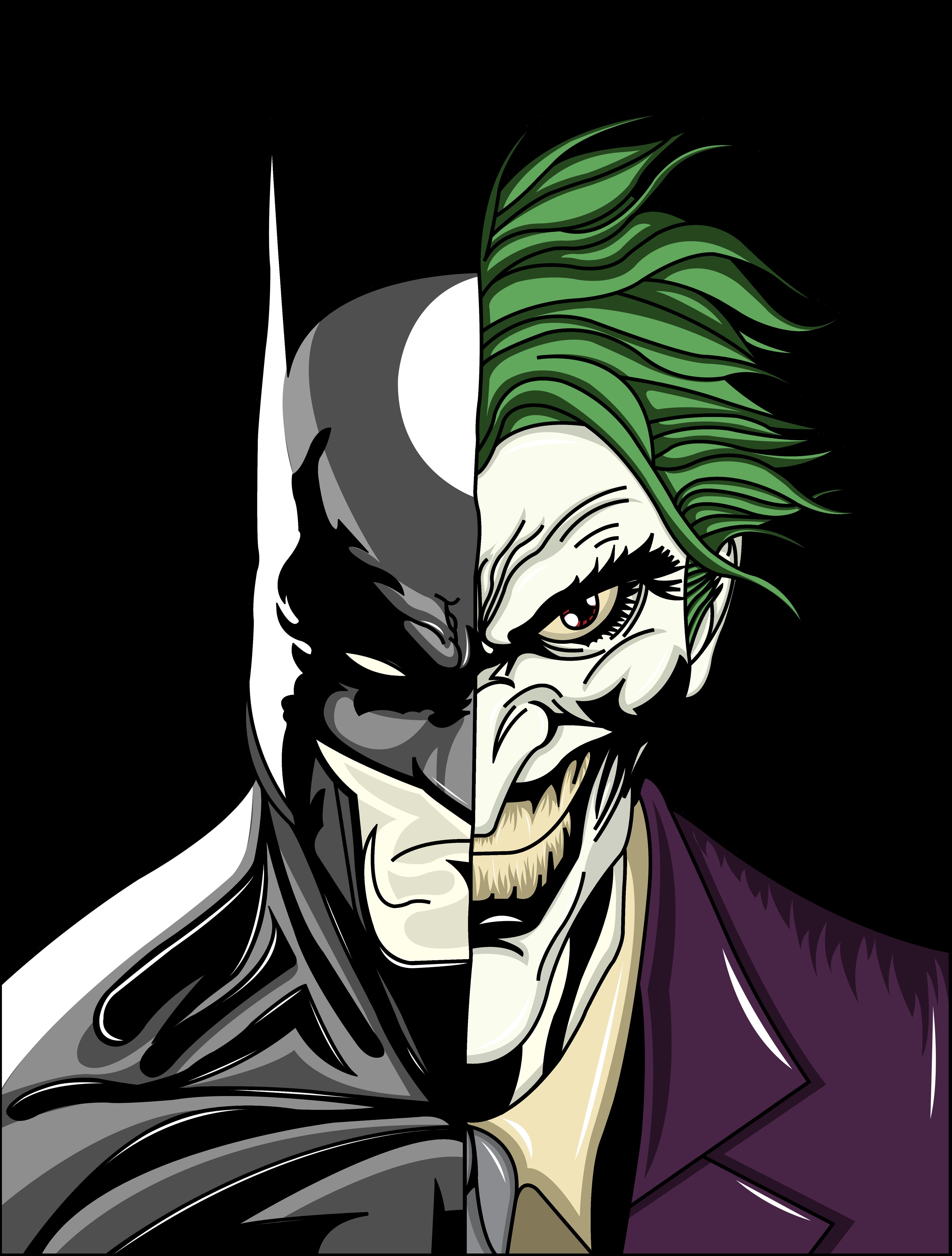 3840x5064 Amp Joker On Behance