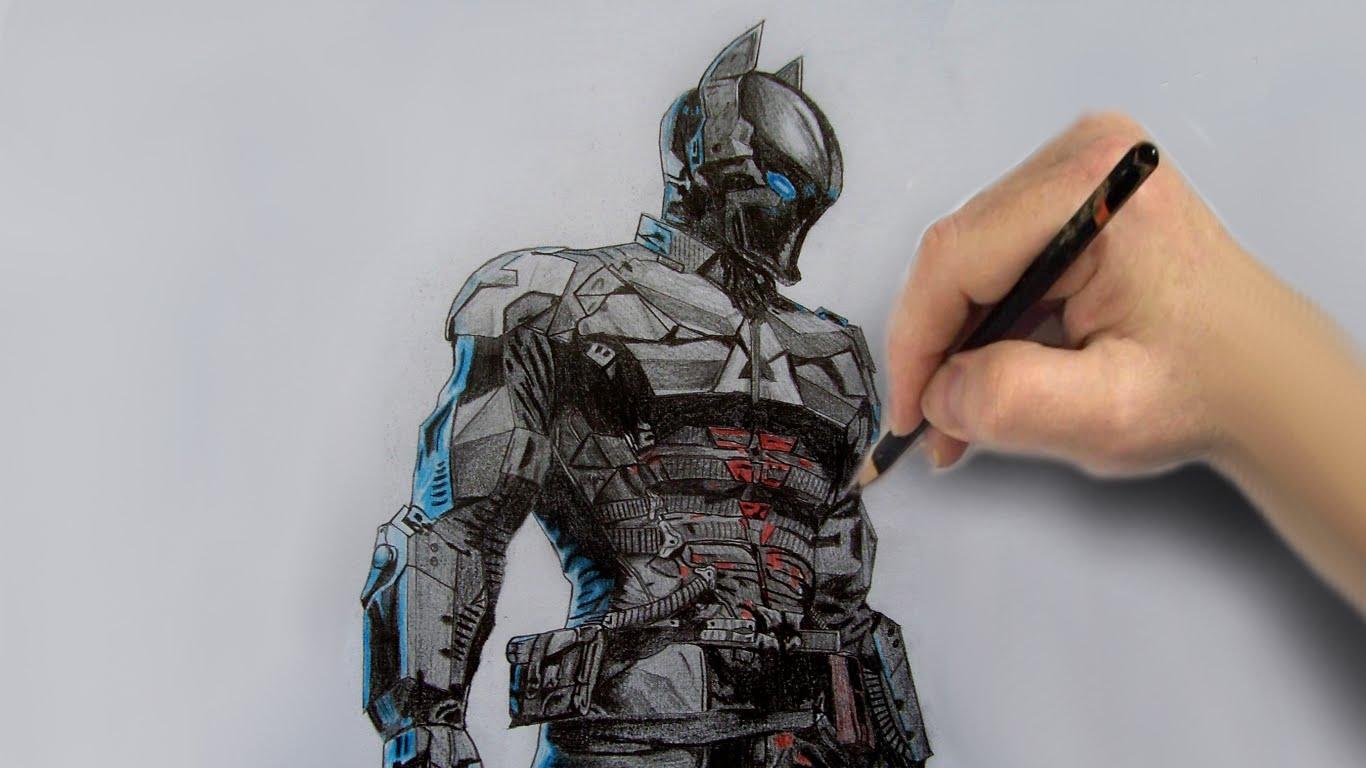 1366x768 Arkham Knight