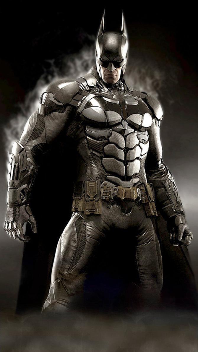 670x1191 Batman Arkham Knight By Jpgraphic