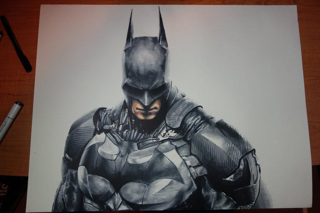 1024x683 Batman Arkham Knight By Streutkerx92