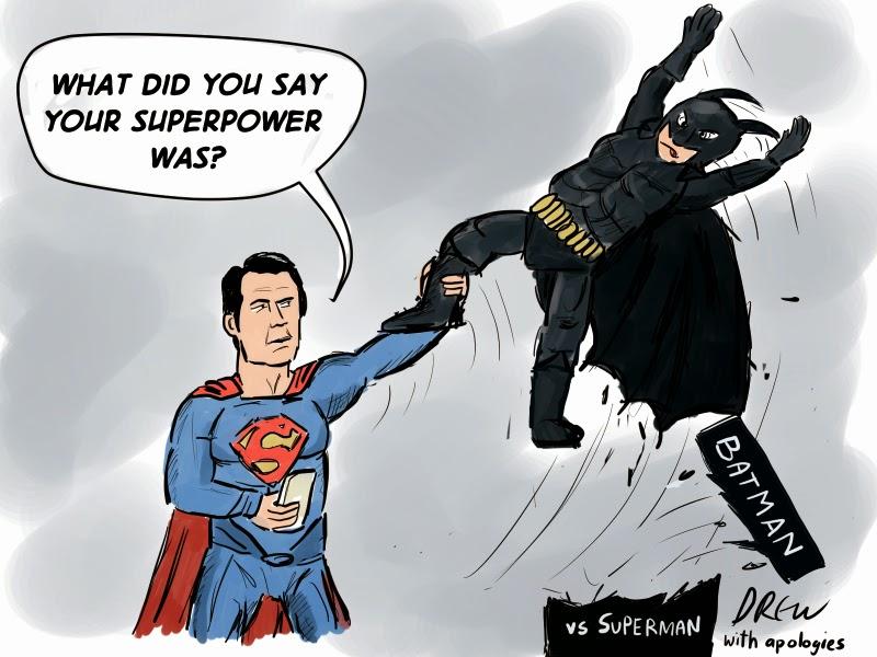 800x600 Cartoons I Drew Batman Vs Superman