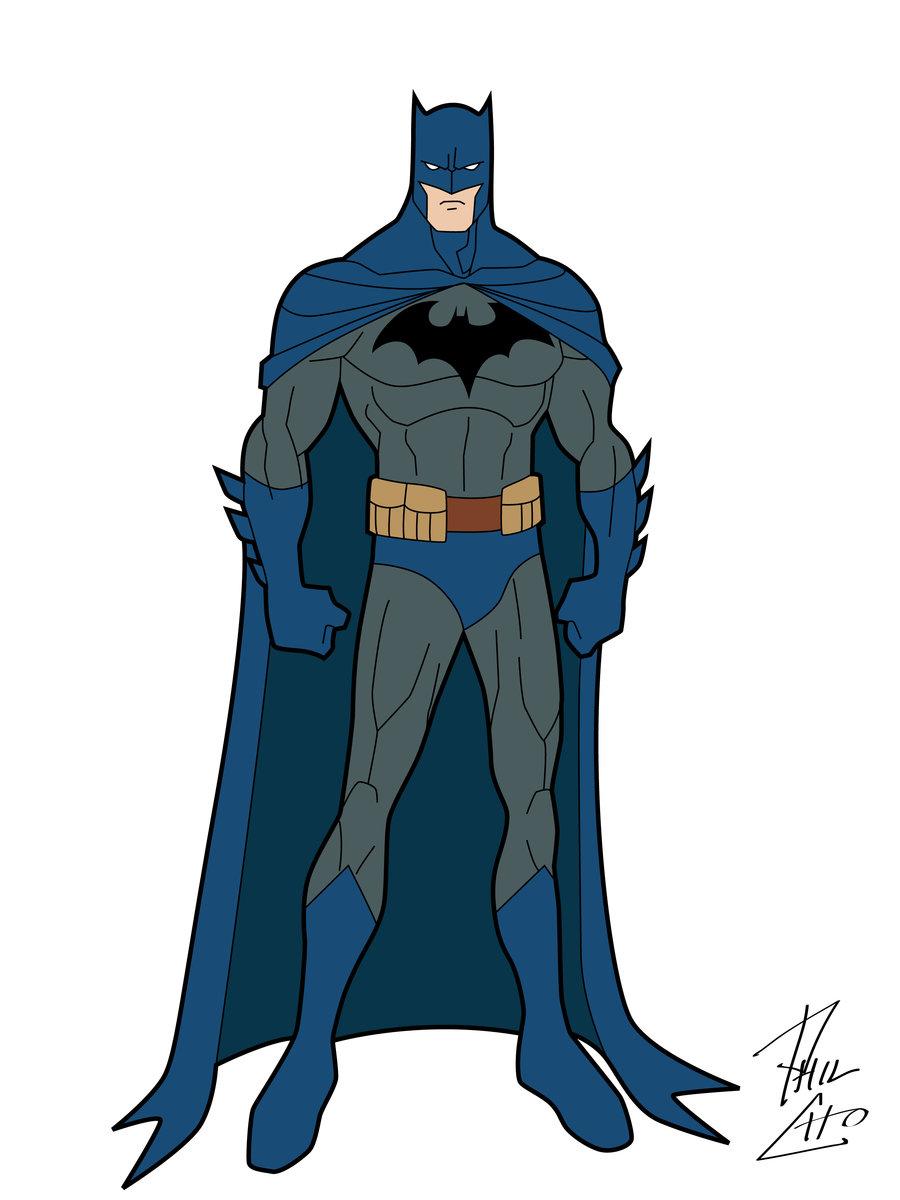 900x1200 Hush Batman By Phil Cho