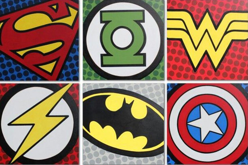 855x569 Superhero Drawings Learn How To Draw A Superhero And Understand